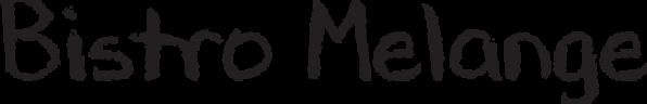 Beck Arkaden Bistro Melange Logo